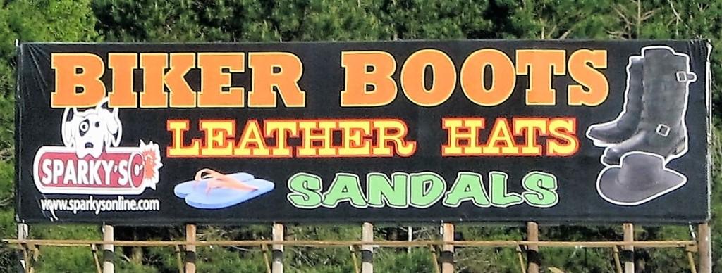 Billboard - Biker Boots