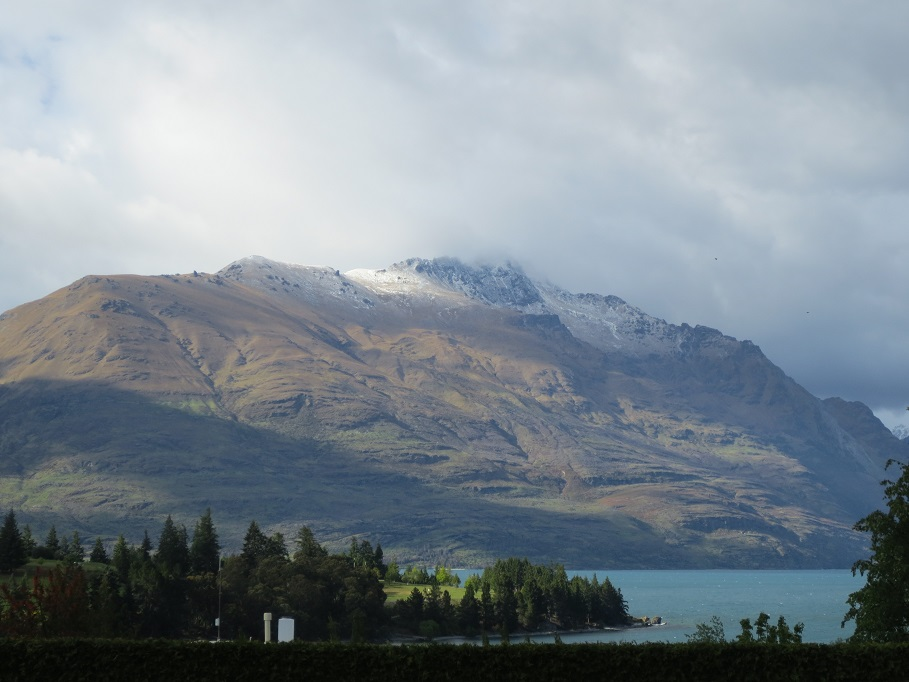 Sunrise, Queenstown NZ
