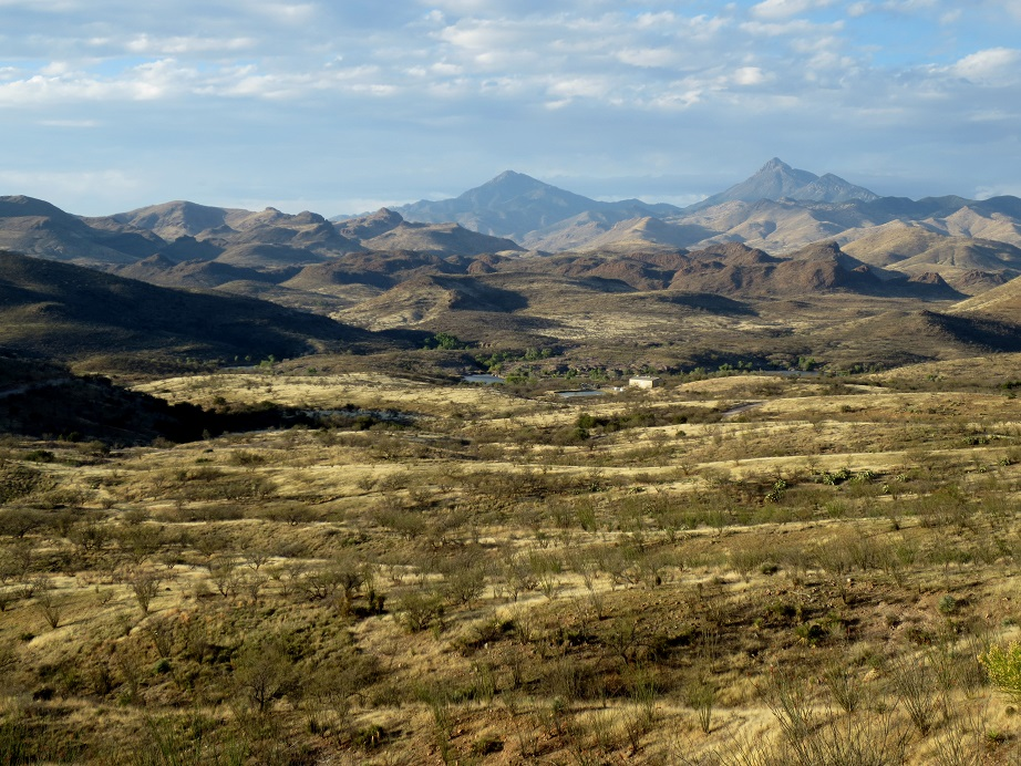 Foothills and Mountains, Patagonia AZ