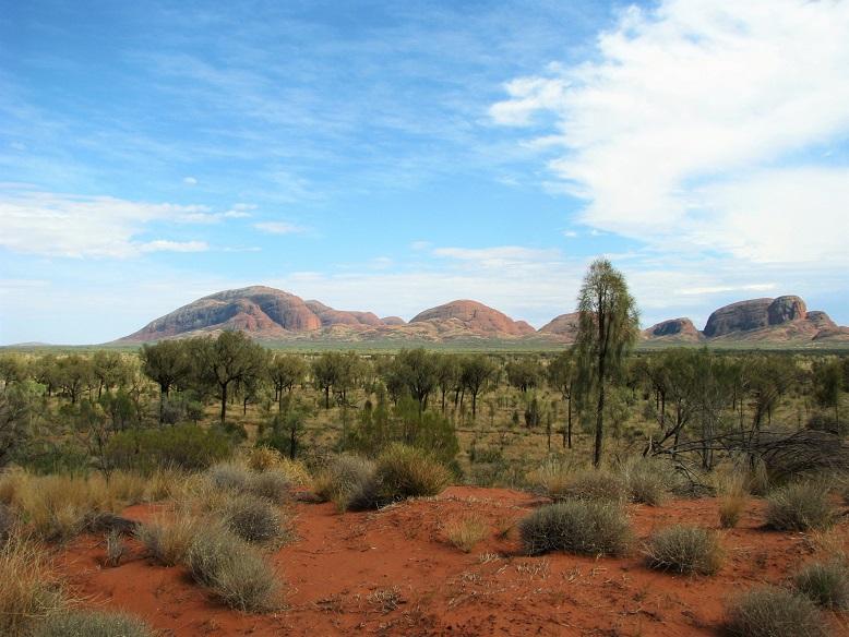 Desert Vista, Kata Tjuta, AUS