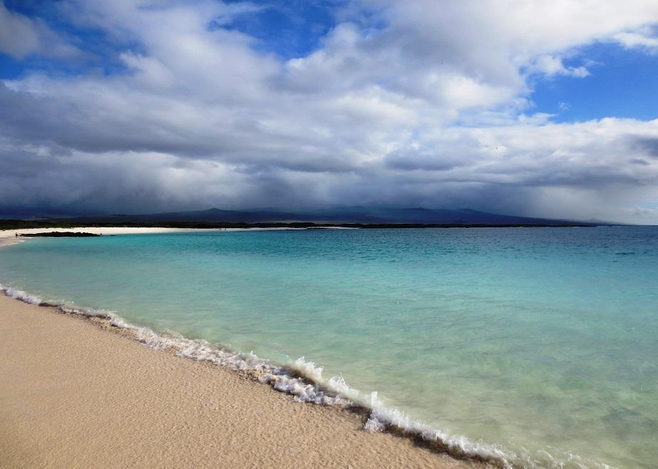 Beach, Galapagos