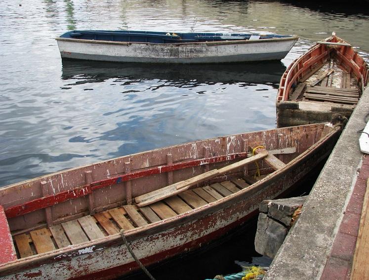 Rowboats, Curacao