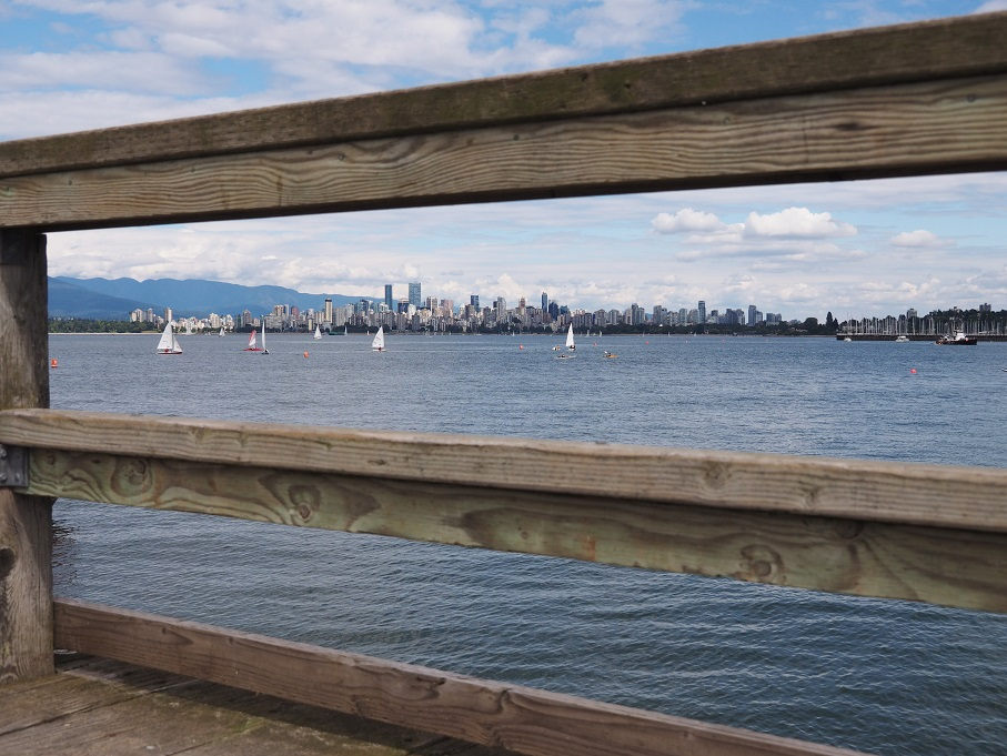 City Skylines, Vancouver BC