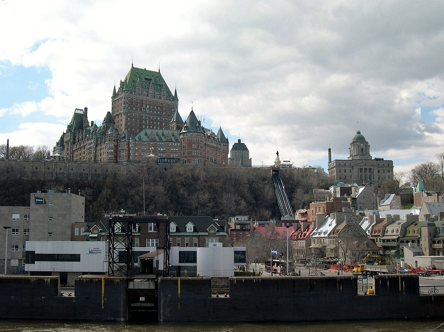 National Treasure #20: Quebec City