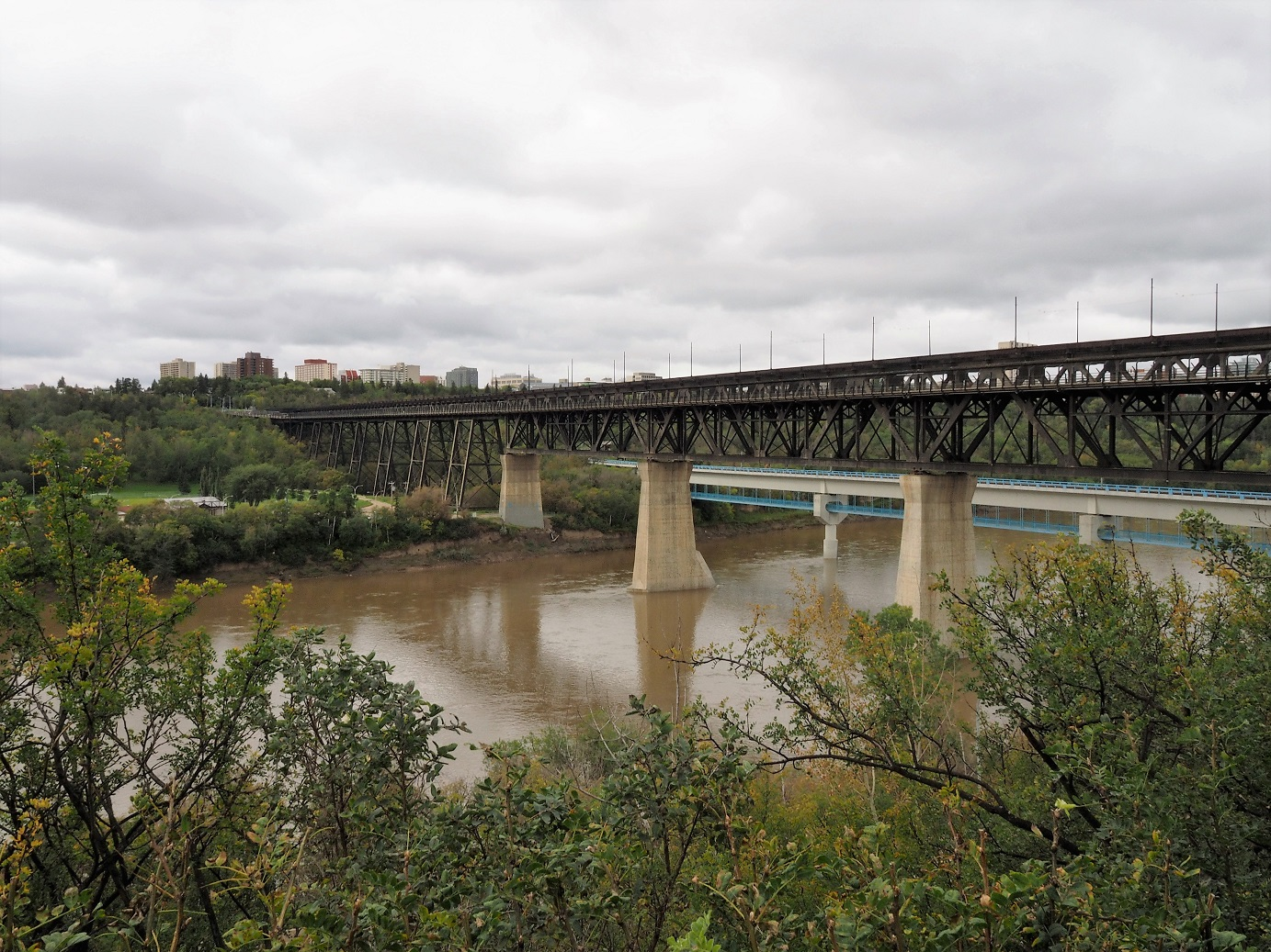 High Level Bridge, Edmonton