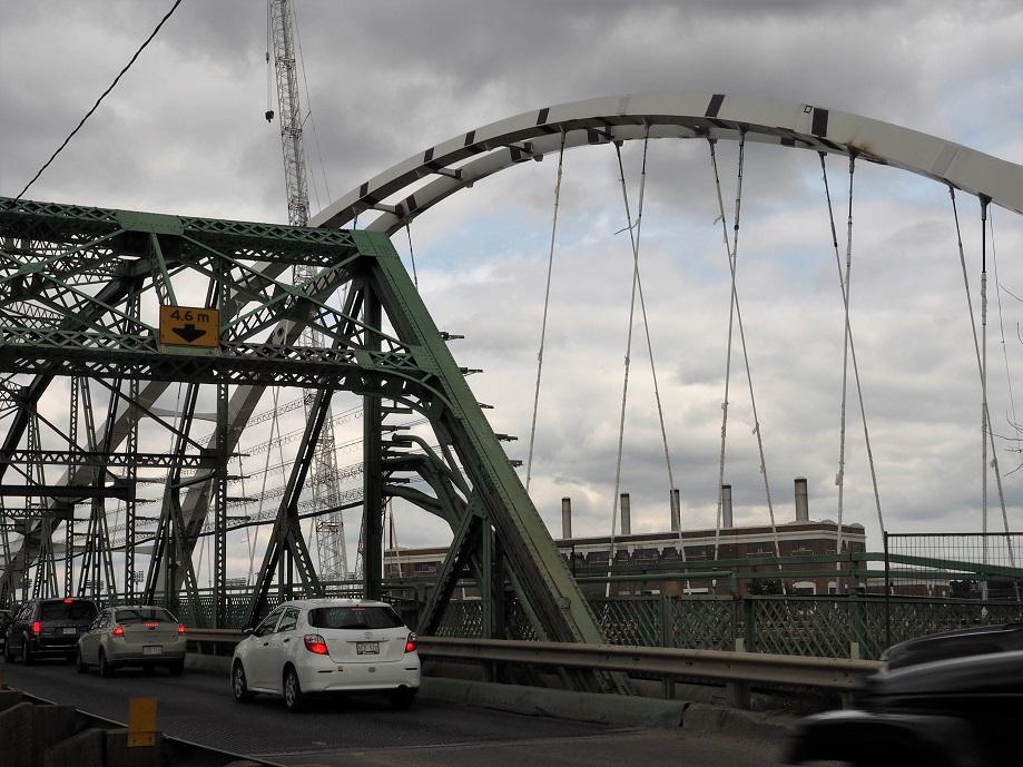 Walterdale Bridge, Edmonton