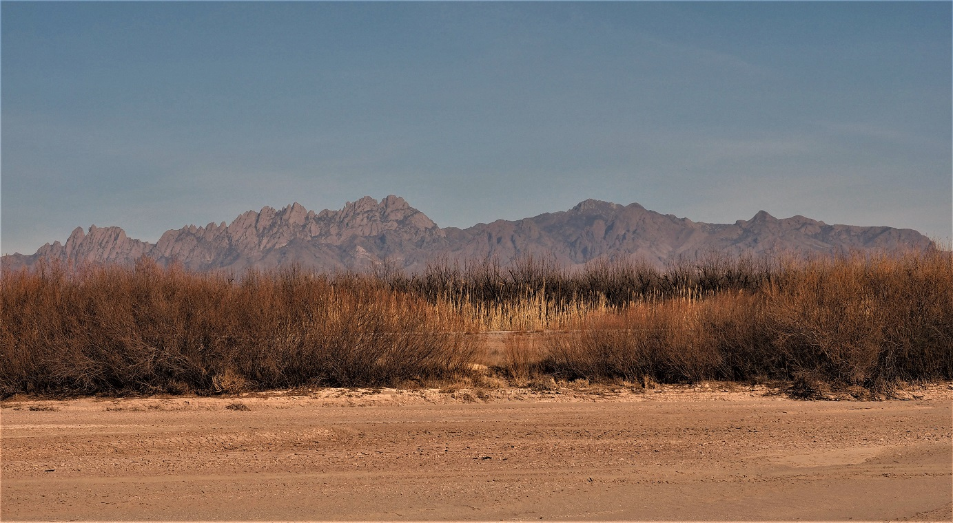 Rio Grande, Las Cruces NM