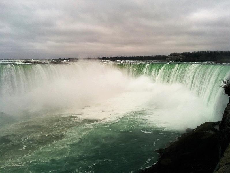 National Treasure #123: Horseshoe Falls