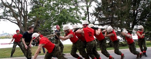 Recruit Obstacle Course, Kingston ON