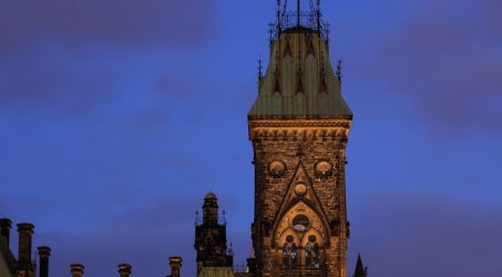 East Block Tower, Ottawa ON