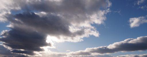 Clouds, Comox Harbour