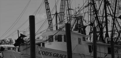 Fishing Boat, McClellanville SC