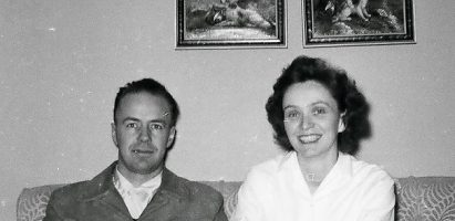 Happy Birthday, Dad and Betty
