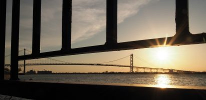 Ambassador Bridge, Detroit & Windsor