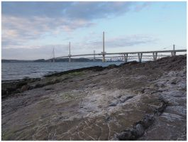 3 bridges over the Firth of Forth