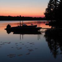 Sunrise at White Lake