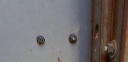 Door-Latch Face