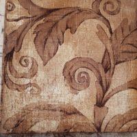 Pareidolia on a placemat
