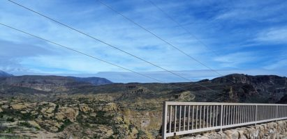 Power Lines, Fish Creek Lookout AZ