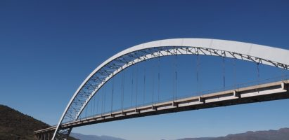 Roosevelt Dam & Roosevelt Lake Bridge