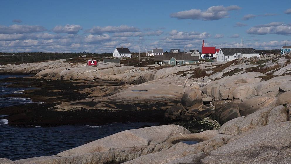 Peggy's Cove Townsite