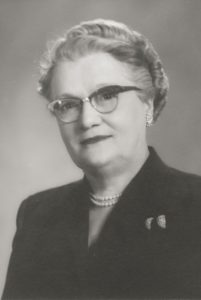 Belle B. Thompson