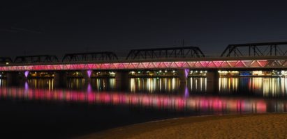 Mill Avenue Bridges, Tempe