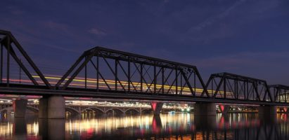 Mill Avenue Bridges, Tempe – Part 2